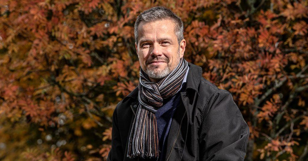 Roger Rönnerhag, HR-partner på Länsförsäkringar Älvsborg.